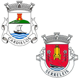 União das freguesias de Cardielos e Serreleis